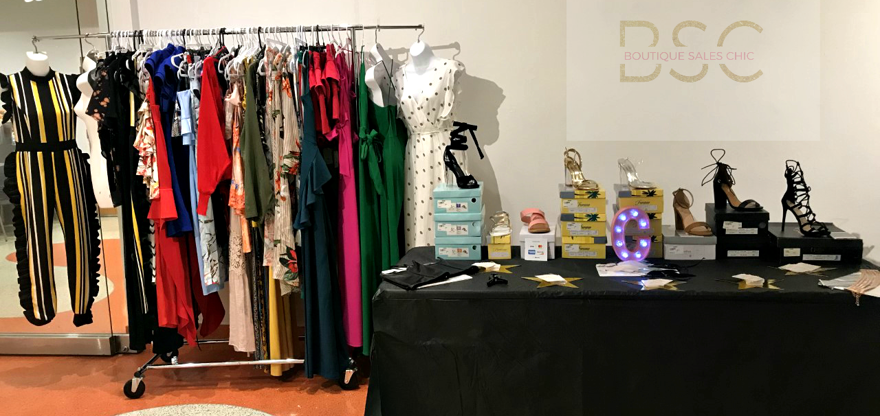Boutique Sales Chic/ Small Business/ South Florida/ Fashion