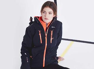 ropa de esqui para mujer en oferta
