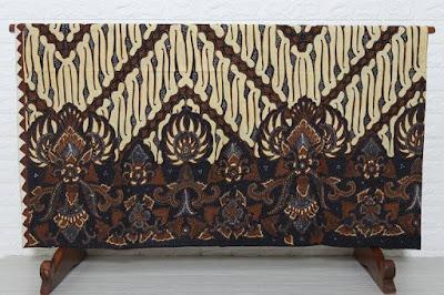 Desain batik tradisional Batikdlidir. Desain