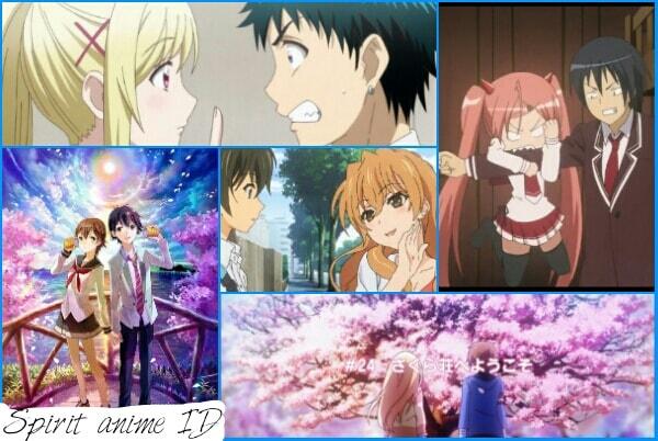 57 Rekomendasi Anime Romance - Comedy Terbaik Spesial untuk pecinta  humoris dan yang suka tebar pesona