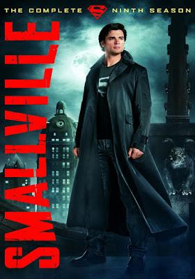 Smallville (TV Series) S09 DVD R1 NTSC Latino