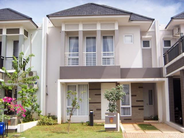 Contoh Rumah Minimalis 2 Lantai Paling Baru 2017 2017 Cafe Elwazeen