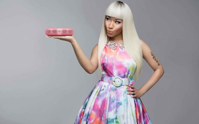 Cool Nicki Minaj HD Wallpapers