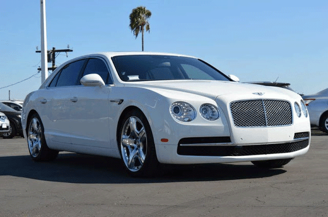 Bentley Flying Spur Luxury Car Rental