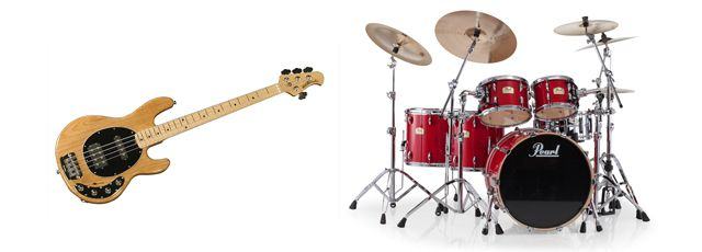 Ajustar Tono de la Guitarra para Tocar con una Banda