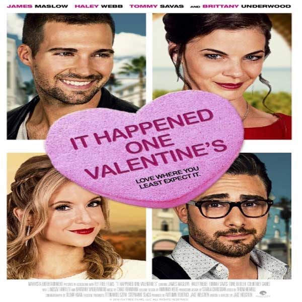 It Happened One Valentine's, It Happened One Valentine's Synopsis, It Happened One Valentine's Trailer, It Happened One Valentine's Review, Poster It Happened One Valentine's