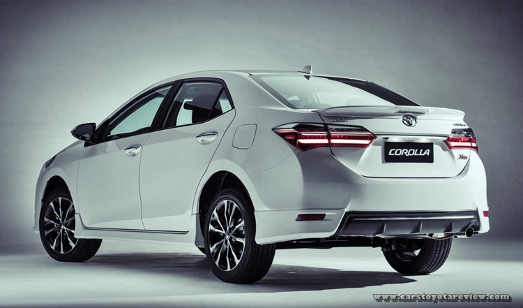 toyota corolla 2017 xrs review and specs cars toyota review. Black Bedroom Furniture Sets. Home Design Ideas