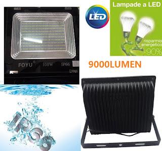 FARO LED 100W SMD