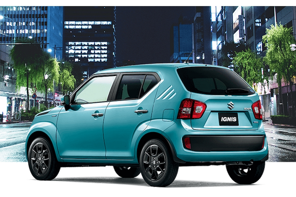 new 2016 maruti suzuki ignis hd images types cars. Black Bedroom Furniture Sets. Home Design Ideas