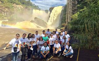 El «Destino Franco» fue el nuevo escenario de las visitas técnicas desarrolladas ayer en el marco de la tercera etapa de la campaña denominada «Unite.. ¡Juntos Podemos!», emprendida por la Secretaria Nacional de Turismo (Senatur), con apoyo de la Itaipu Binacional.