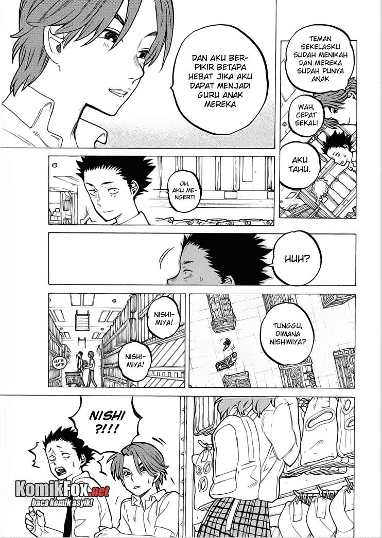 Koe no Katachi Chapter 34-14