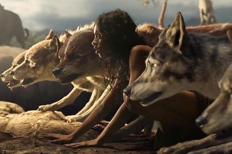 """فيلم فتى الأدغال """"ماوكلي"""" .. البشر يتعلمون من حكايات الحيوانات"""