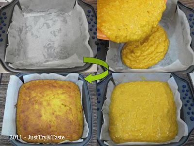 Resep Cake Mangga JTT