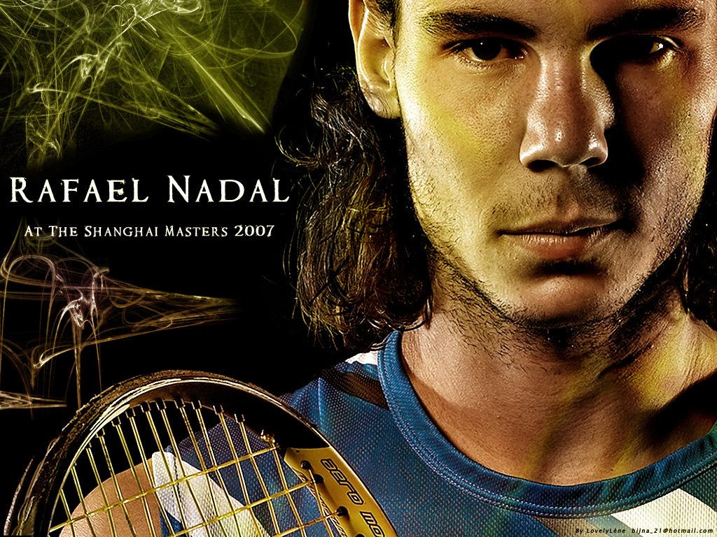 Nadal Hd: Tennis Stars: Rafael Nadal HD Wallpaper