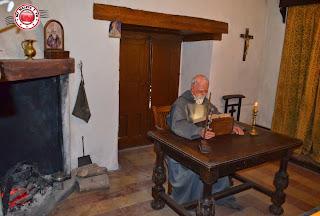 Habitación Santero - Ermita de San Saturio, Soria, España