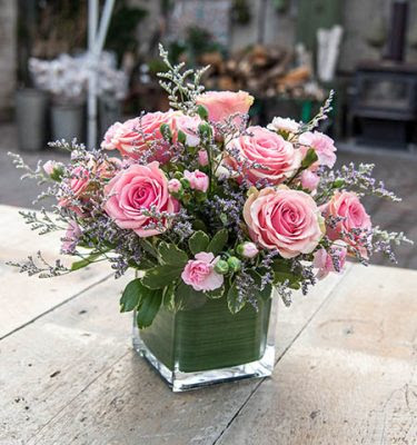 Simply Pink valentines day 2019 flowers