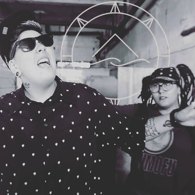 """Free Eternizado"" é novo clipe do duo Rap Plus Size"