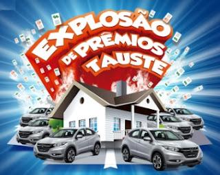 Cadastrar Promoção Tauste Supermercados Explosão de Prêmios