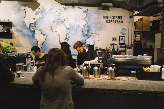ナインス・ストリート・エスプレッソ(Ninth Street Espresso)