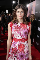 Alexandra Daddario - The Choice premiere in Hollywood 02/01/16