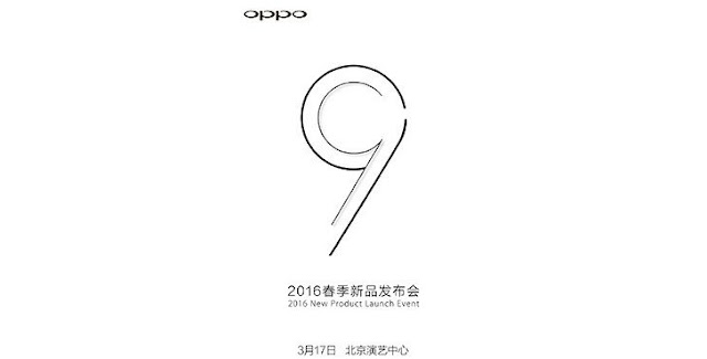 Oppo R9 & R9 Plus Smartphone Launching on March 17