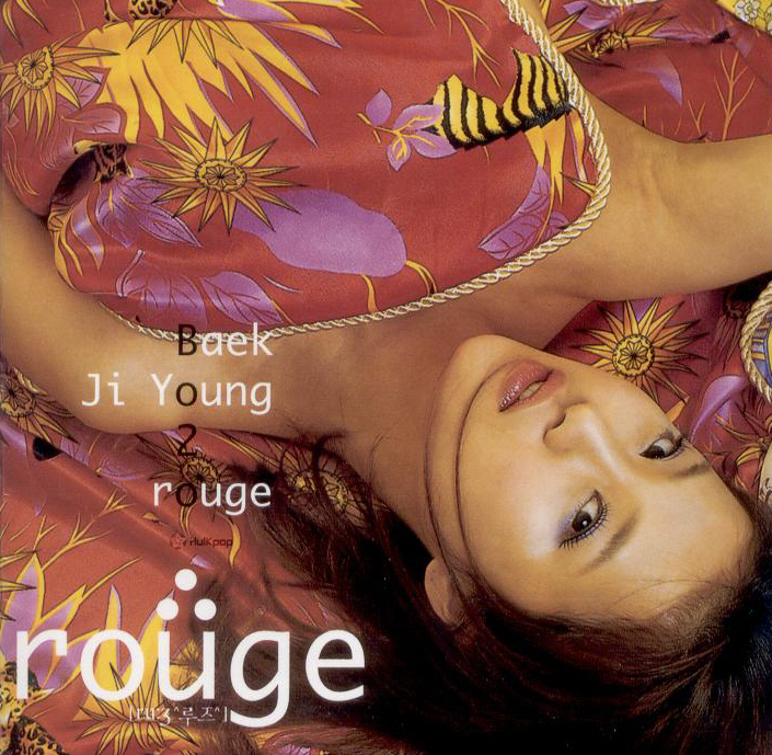 BAEK Z YOUNG – Vol.2 Rouge (FLAC)