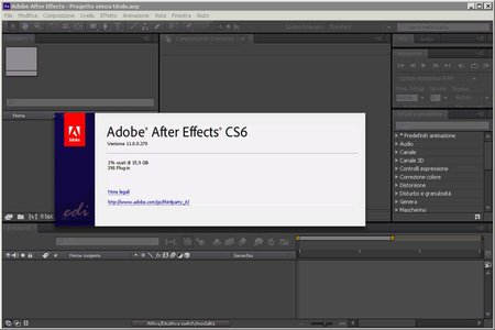 Adobe After Effects CS Serial Number