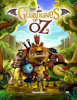 Guardianes de Oz (2015) online y gratis
