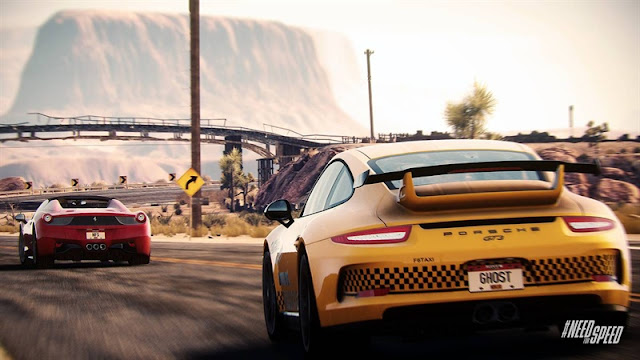 Need for Speed Rivals PC Download Photo