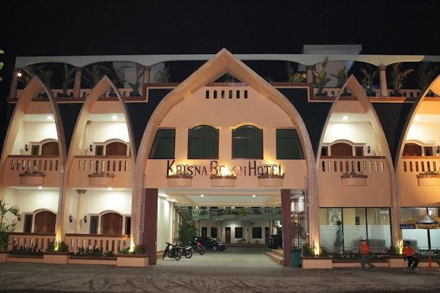 Hotel Krisna Beach Pangandaran