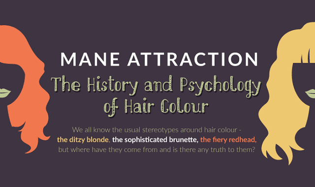 The Psychology Of Hair Color