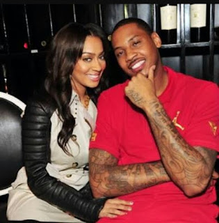 Camelo Anthony separate from his wife after 13years