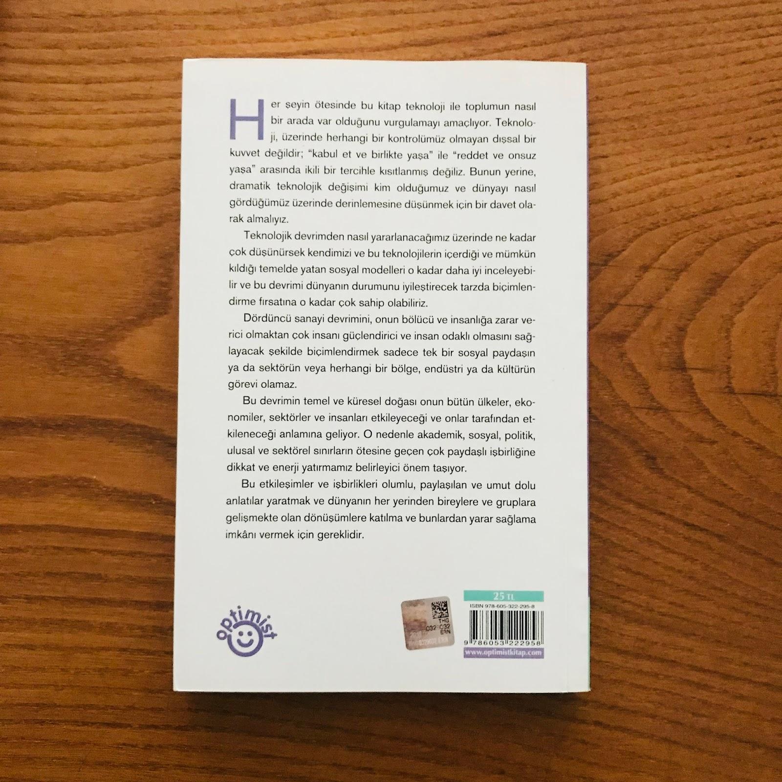Dorduncu Sanayi Devrimi (Kitap)