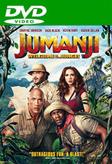 Jumanji: En la selva (2017) DVDRip Latino AC3 5.1