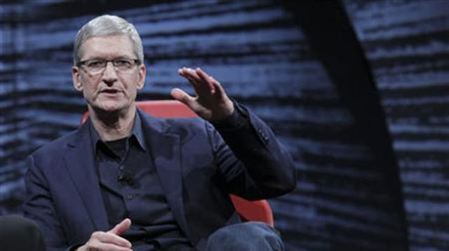 Tim Cook Petinggi Apple