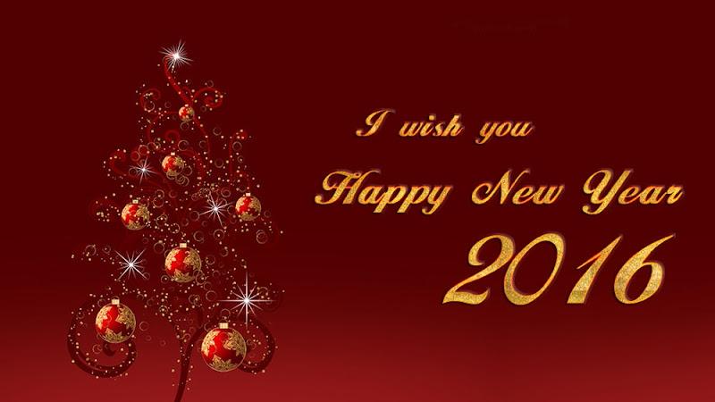 Beautiful Happy New Year Wishes 2016