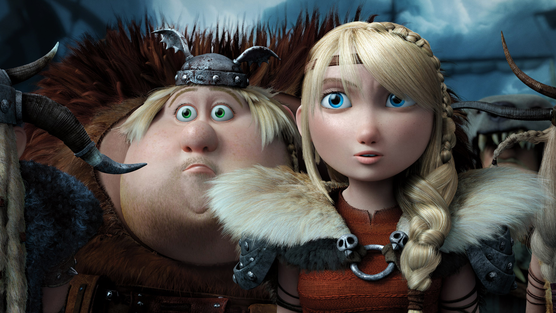 How To Train Your Dragon 2 Wallpaper Astrid