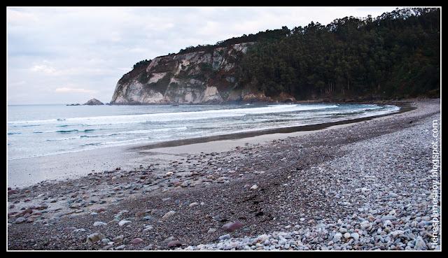 Playa Concha de Artedo