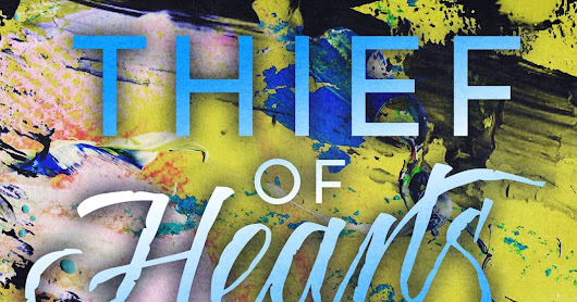 Theif of Hearts by L.H. Cosway -- New Release and Book Review!!