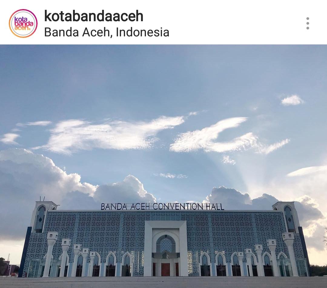 Banda Aceh belakangan ini terus memoles wajahnya untuk menjadi Kota MICE  (Meeting ddd2b1cf2d