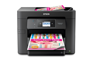 Download Epson WorkForce Pro WF-3733 drivers