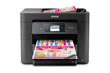 Epson WorkForce Pro WF-3733 Drivers Download