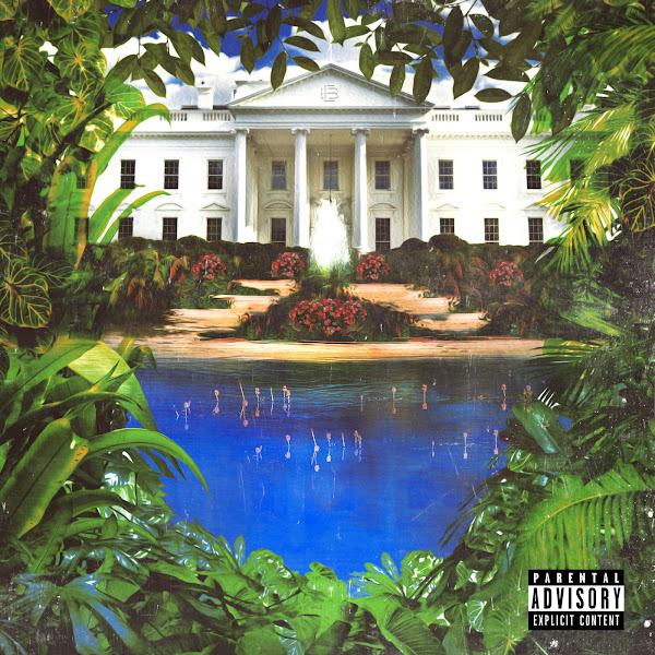 Eric Bellinger - Eric B for President: Term 2 Cover