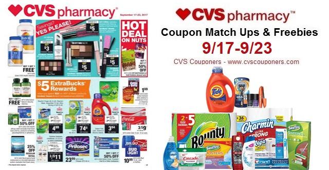 http://www.cvscouponers.com/2017/09/cvs-coupon-matchups-freebies-917-923.html