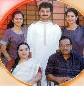 Kunchacko Boban family