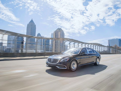 Voiture Mercedes Maybach S650