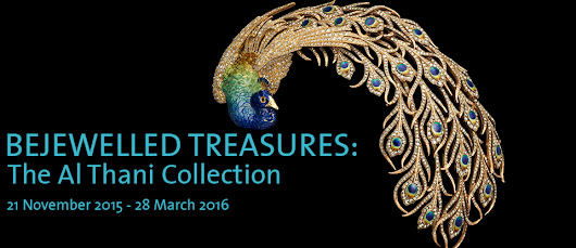 Bejewelled Treasures - My visit to The Al Thani Collection