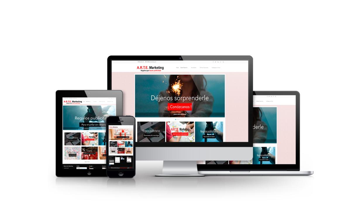 Imágenes Web Arte Marketing