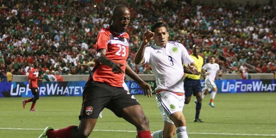 México vs Trinidad y Tobago EN VIVO por las Clasificatorias