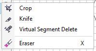 Fungsi Toolbox pada CorelDRAW x7